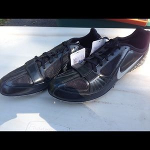 Nike zoom s 5 unisex cleat NWT